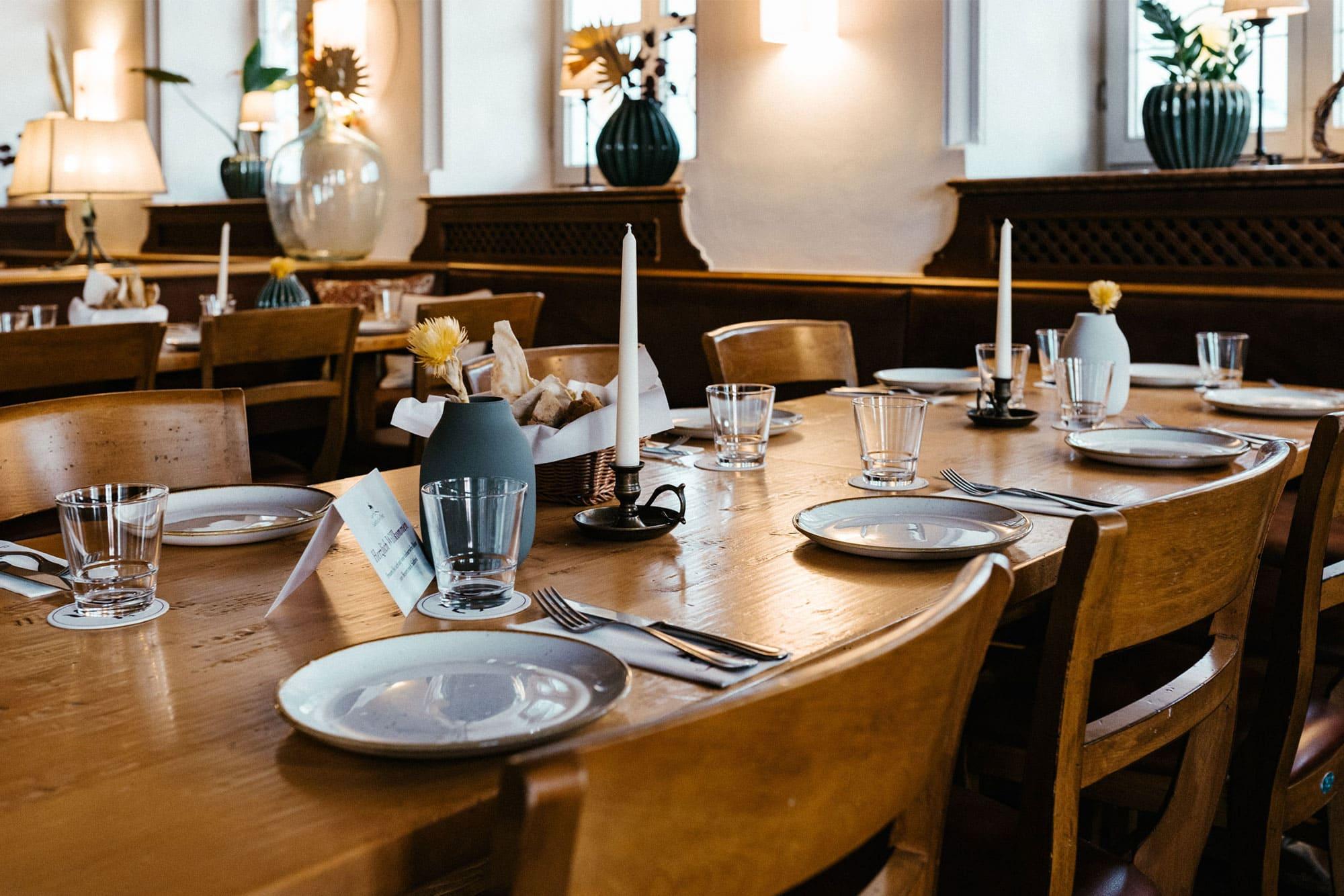 Gasthof zur Post - Website - Bilder - Startseite-Essen-Trinken-1