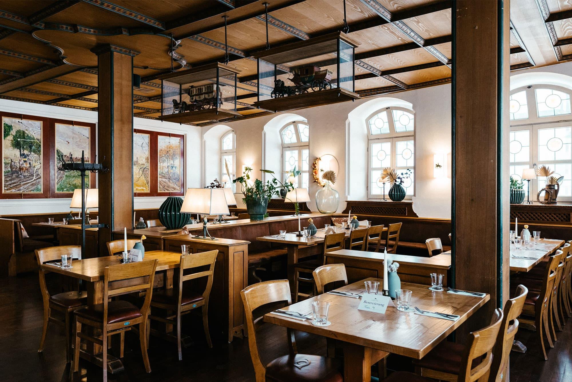 Gasthof zur Post - Website - Bilder - Startseite-Gasthof-1